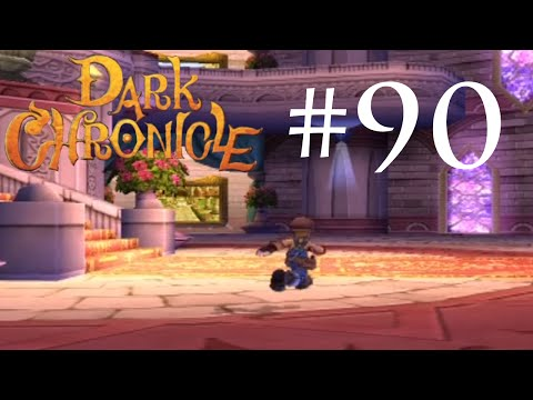 Let's Play... Dark Chronicle (Cloud 2) #90 SLEEPY SLEEPY EPISODE!! (Gameplay / Walkthrough)