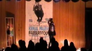 ABSURD TOUR PALANGKARAYA - KEMAL PALEVI STAND UP COMEDY TOUR