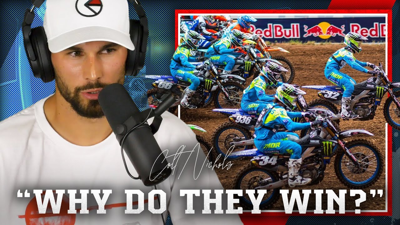 """""""Why do they win?"""" - Colt Nichols asked Cooper Webb before he signed with Star racing - Gypsy Tales"""