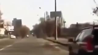 Русский алкаш получиль Армянка застрелила его.