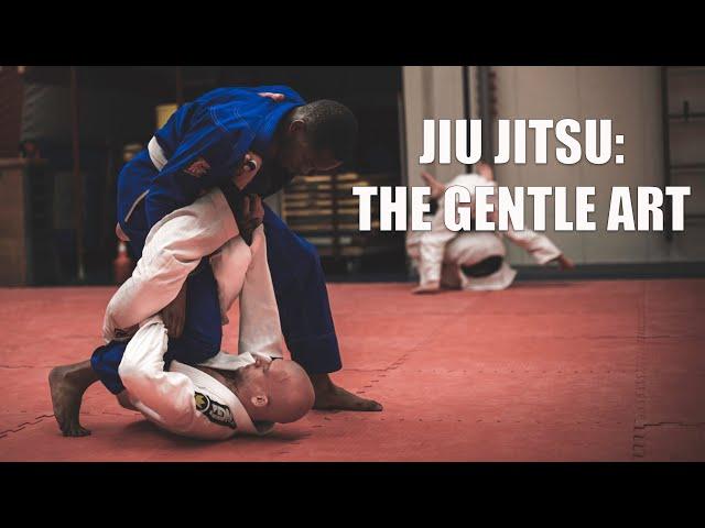 Hoe domineer je je tegenstander op de grond? | The gentle art: Jiu Jitsu
