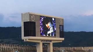 Jリーグ第23節 サンフレッチェ広島VSヴァンフォーレ甲府.