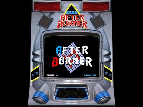 AFTER BURNER Ⅱ 006 Super Stripe