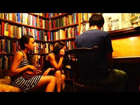 The Shakespeare Bookstore in Paris