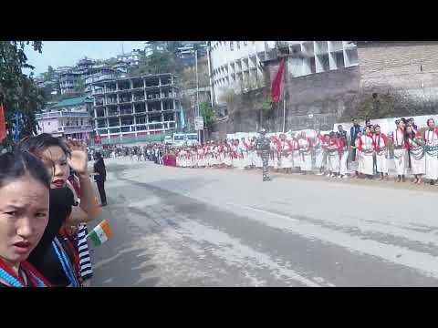 Prime Minister Narendra Modi's Second time Visit to Itanagar Arunachal Pradesh..15 Feb. 2018