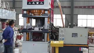 315 ton 5kg salt mineral licking block press machine animal feed machinery
