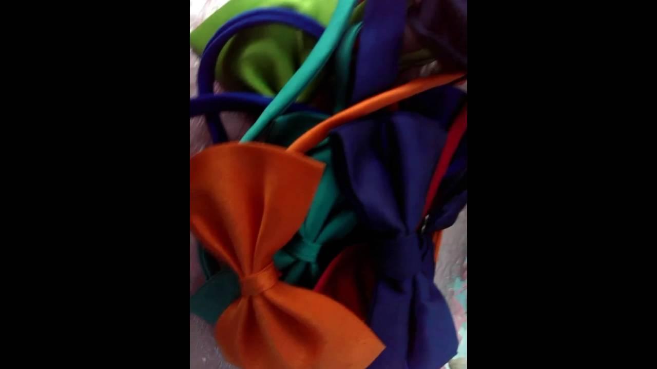 С чем носить женский галстук? - YouTube