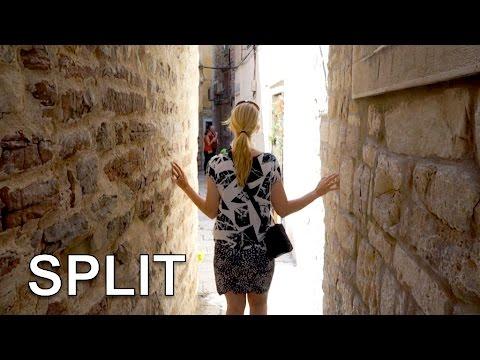 Landing in Split CROATIA - FIRST adventure | Travel Vlog