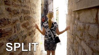 Landing in Split CROATIA - FIRST adventure | Travel Vlog