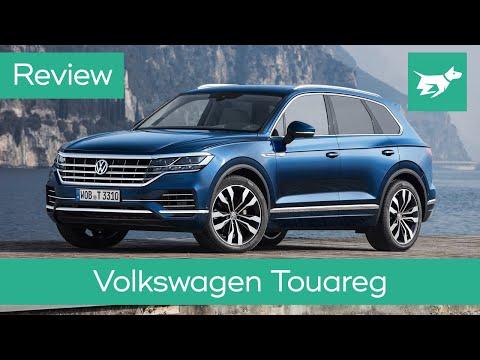 Volkswagen Touareg 2019 review: Better than a Q7?