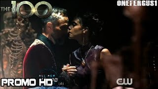 "The 100 6x04 Trailer Season 6 Episode 4 Promo/Preview [HD] ""The Face Behind the Glass """
