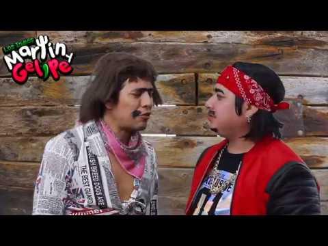los indios Martin y Gelipe