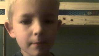 Isaac R music video - Kidz Bop California Gurls