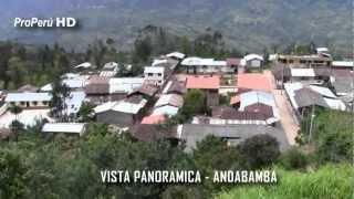 canto al peru reportaje al distrito de andabamba provincia santa cruz  cajamarca