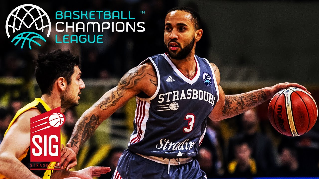 SIG Strasbourg's BEST Plays & Moments All-Time