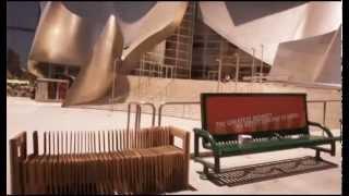 The Jonathan Bench: Furniture Design