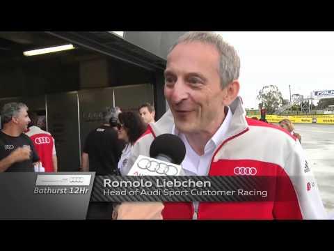 Audi at The Armor All Bathurst 12 Hour 2012