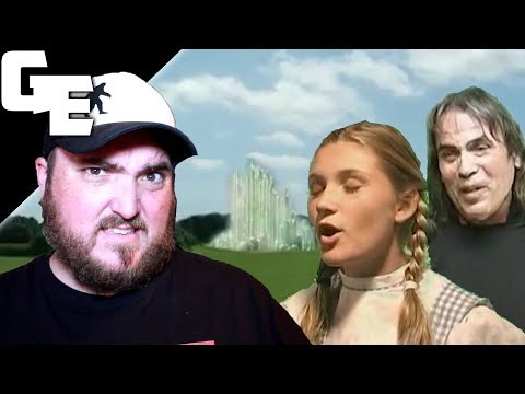 Atheist Reacts To Christian Satanic Wizard Of Oz