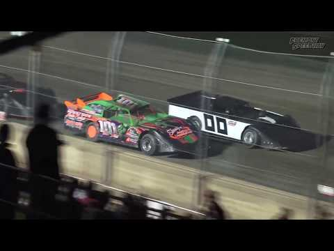 Fremont Speedway 602 Late Model Feature - 8/5/2017