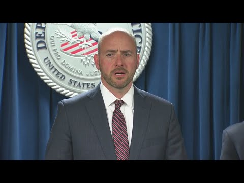 Web Extra: U.S. Attorney On Arrests Of 3 State Troopers