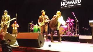 """Liv Warfield @ The Howard Theater, DC, """"Why Do You Lie"""", 1-13-17"""