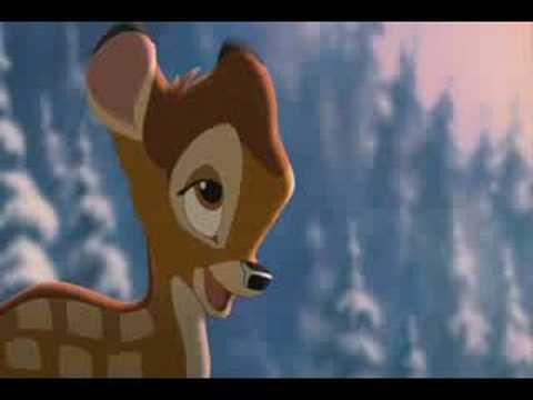 Bambi - Skip Along Tippy Toes