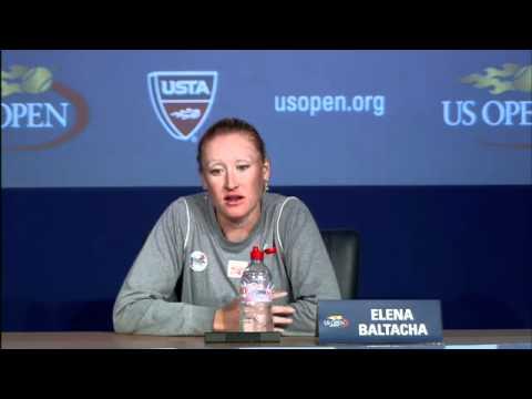2011 US Open: Elena Baltacha (First Round)