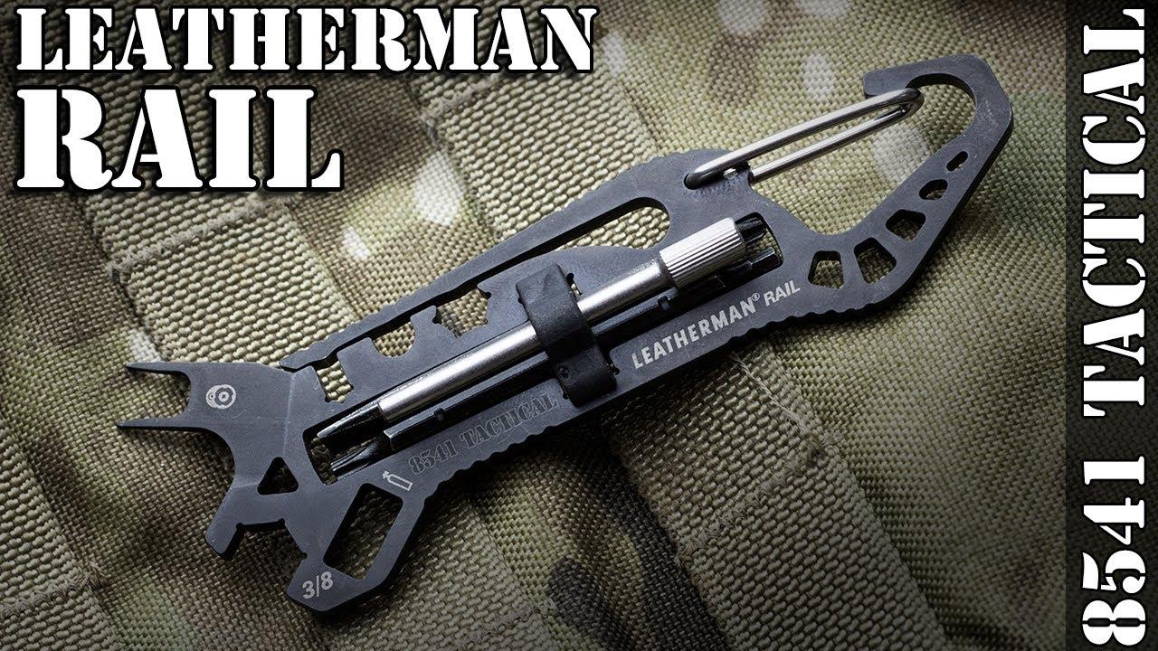 leatherman rail