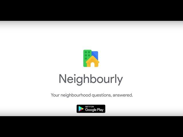 Neighbourlyのイメージ