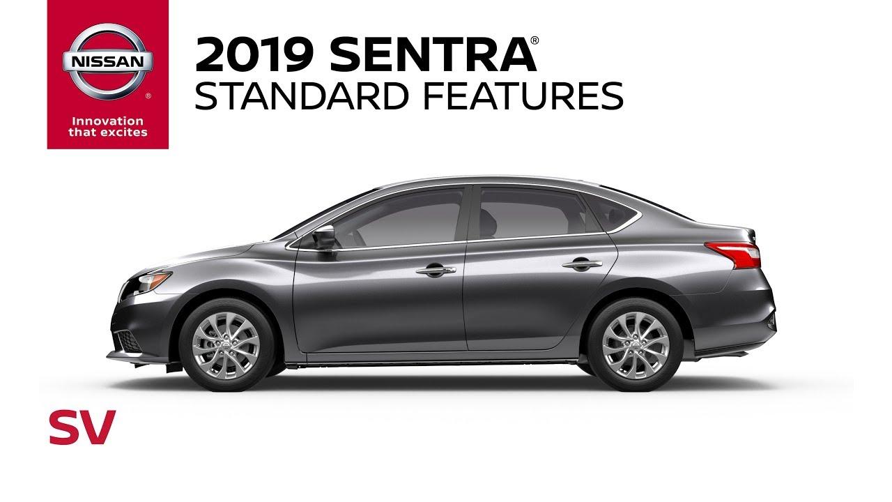 Nissan Sentra Sv >> 2019 Nissan Sentra Sv Model Review