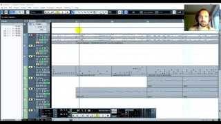 Как синхронизировать wave дорожку с темпом проекта в Cubase 5.  (замедлить/ускорить)