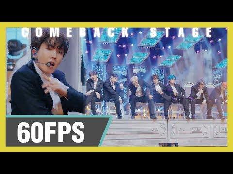 60FPS 1080P   BTS (방탄소년단) - Dionysus  Show! Music Core 20190420