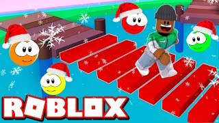 MEEP CITY CHRISTMAS OBBY EN ROBLOX