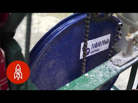 The Amazing Bike Machines of Guatemala