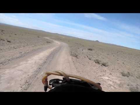 Petits Roulages En Asie Centrale