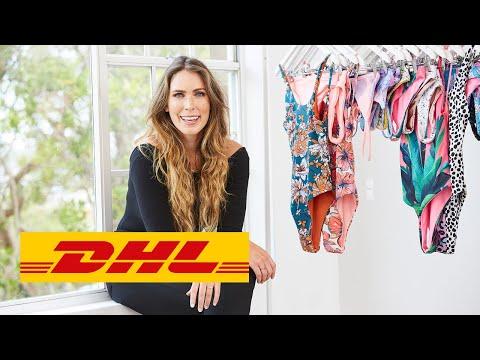 Australian bikini brand grows international small business with DHL Express