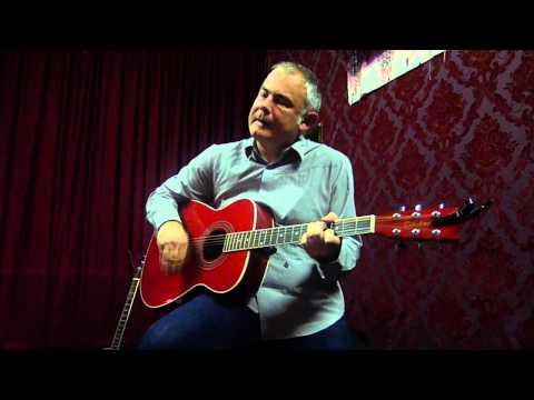 David Callahan - Gravity (Moonshake song) - Lexington 28/6/15
