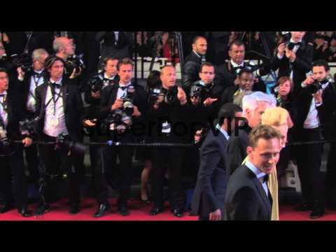 Tom Hiddleston, Tilda Swinton, Jim Jarmusch, Slimane Dazi...