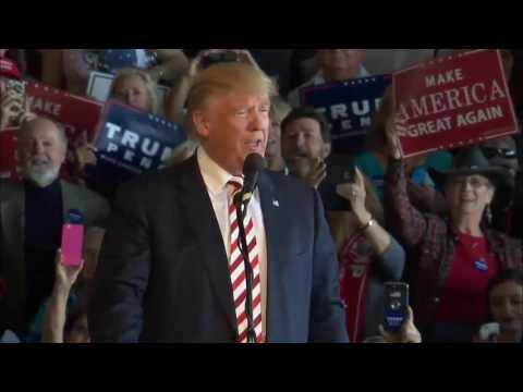 FULL Donald Trump in Grand Junction, Colorado