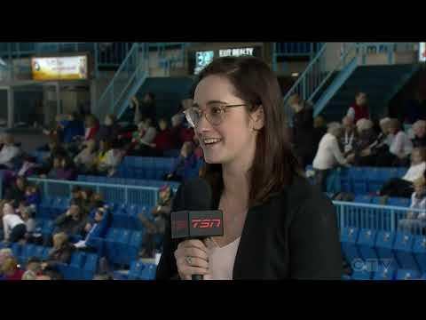 Kaetlyn OSMOND Interview 2019 Canadian National Skating Championships