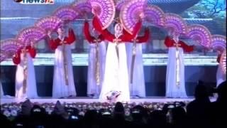 KOREAN SINGING NEPALI NATIONAL SONG -NEWS 24