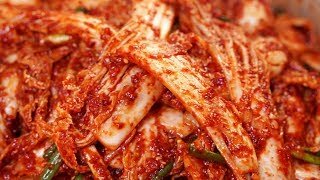 배추겉절이 맛있고 쉽게 만드는법 : 칼국수 전문집 그 …