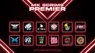 Free Fire : MK PREMEIR SCRIMS DAY2 WEEK31 ห้องซ้อม No.1 ประเทศไทย