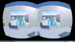 UE4 Oculus Rift Template Introduction