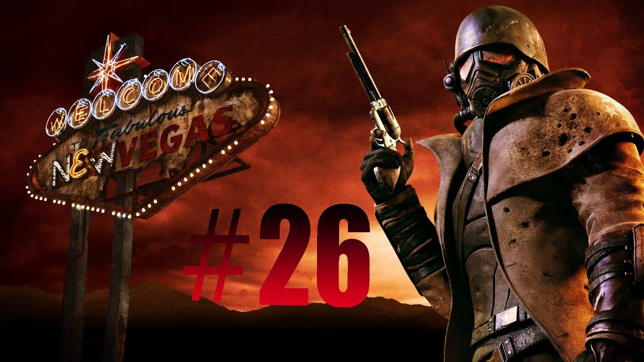 Let's Play Fallout New Vegas : #26 Arcade Gannon - YouTube