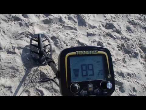 April Treasures, Beach Metal Detecting In Emerald Isle, NC