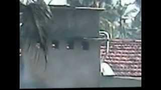 Sri Lanka Air Force 2 Kfir Jet Aircrafts Crashed at Gampaha Nelligamula - 2011-03-01