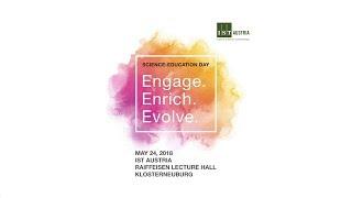 Science-Education Day 2018 - Enrich. Engage. Evolve. - Short version thumbnail