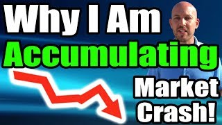 Market Crash & Why I Am Accumulating Right Now | Timing the Bottom | Dollar Cost Averaging