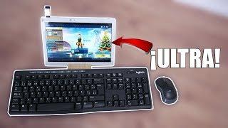 Muevo cualquier juego actual en ULTRA usando una tablet, portátil, miniPC... Os enseño cómo